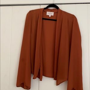Stone Cold Fox Medici Blouse in Burnt Orange
